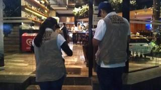 REALIZA INVEA APERCIBIMIENTOS A ESTABLECIMIENTOS EN BENITO JUÁREZ